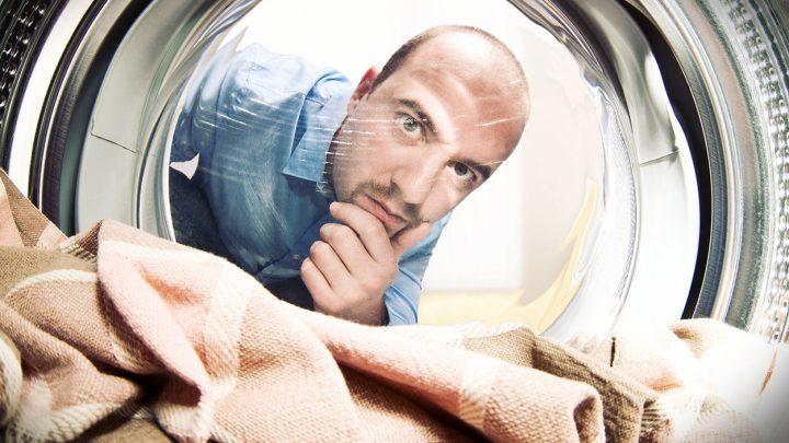 Кто придумал стиральную машину