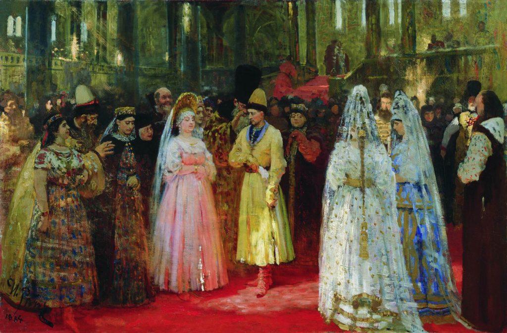 Царица Шамаханская – кто это такая-2