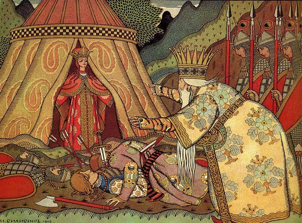 Царица Шамаханская – кто это такая