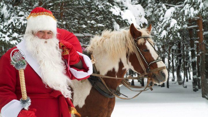 История Деда Мороза кто такой Дед Мороз-3
