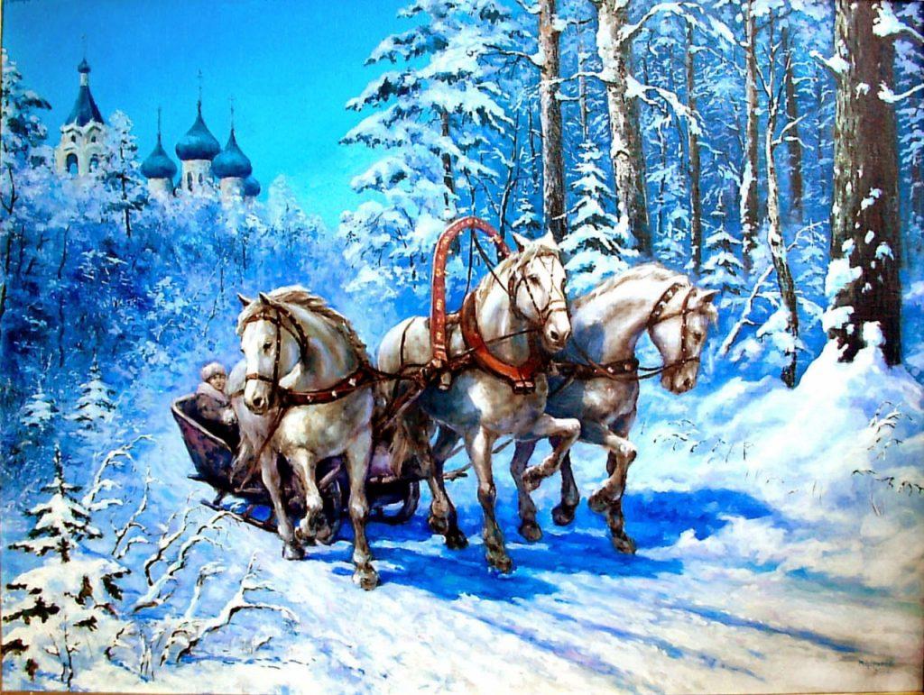 История Деда Мороза кто такой Дед Мороз-5