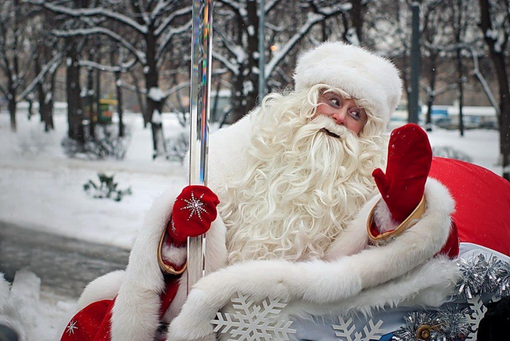 История Деда Мороза кто такой Дед Мороз