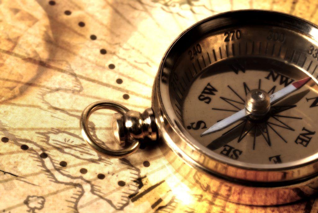 Кто изобрел первый компас-2