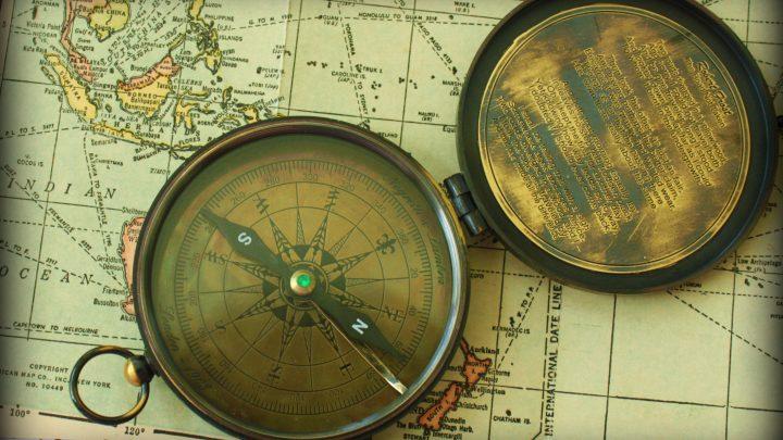 Кто изобрел первый компас-3