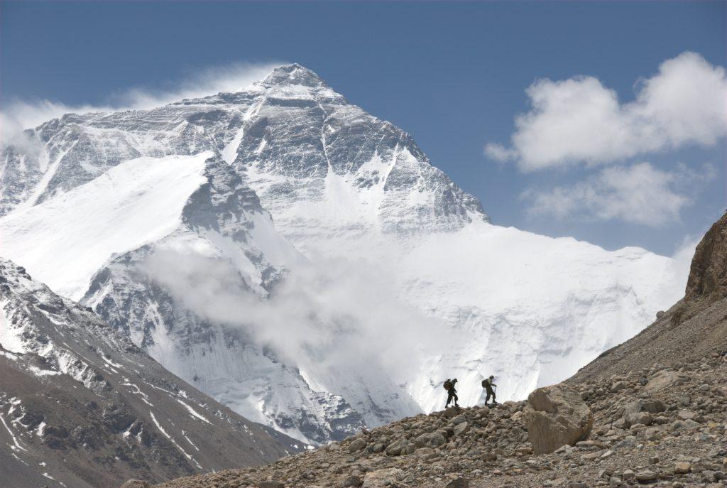 Кто первым в мире покорил Эверест-3