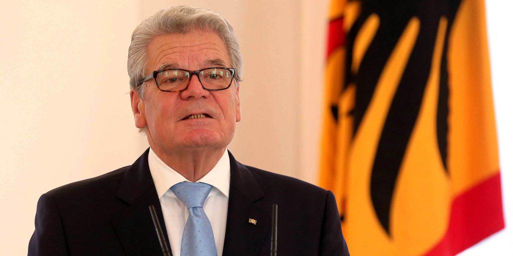 Кто президент Германии-2