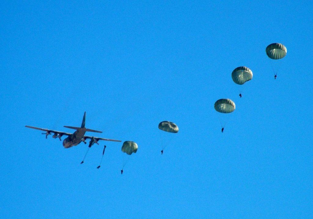 Кто придумал парашют-2
