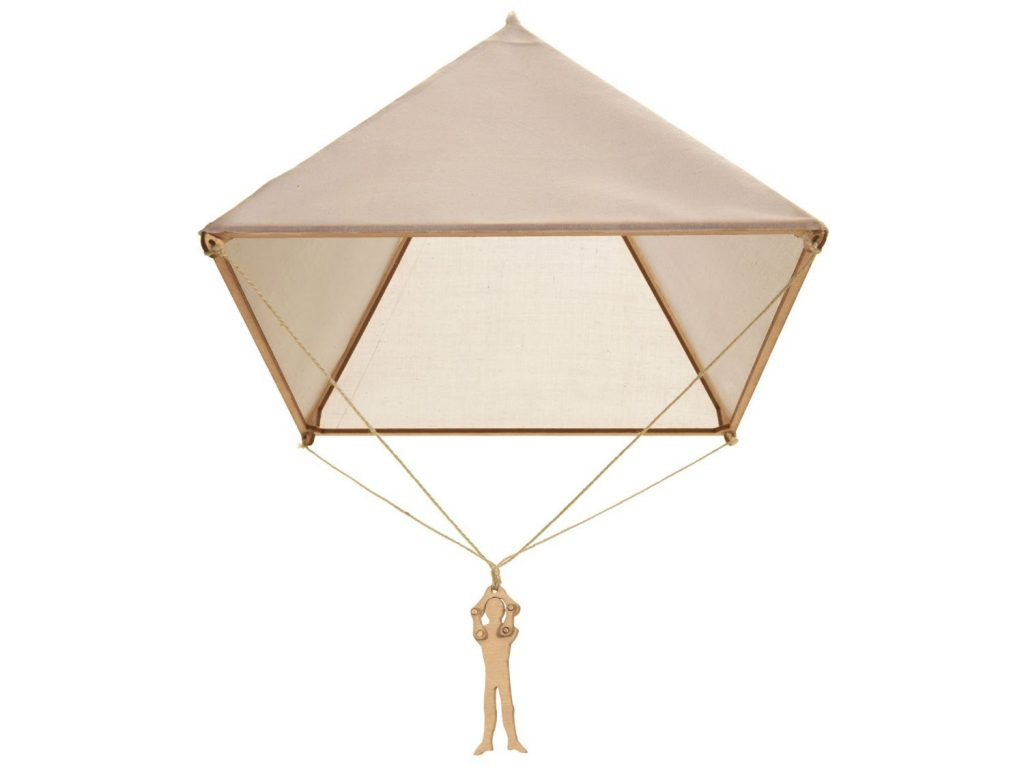 Кто придумал парашют-3