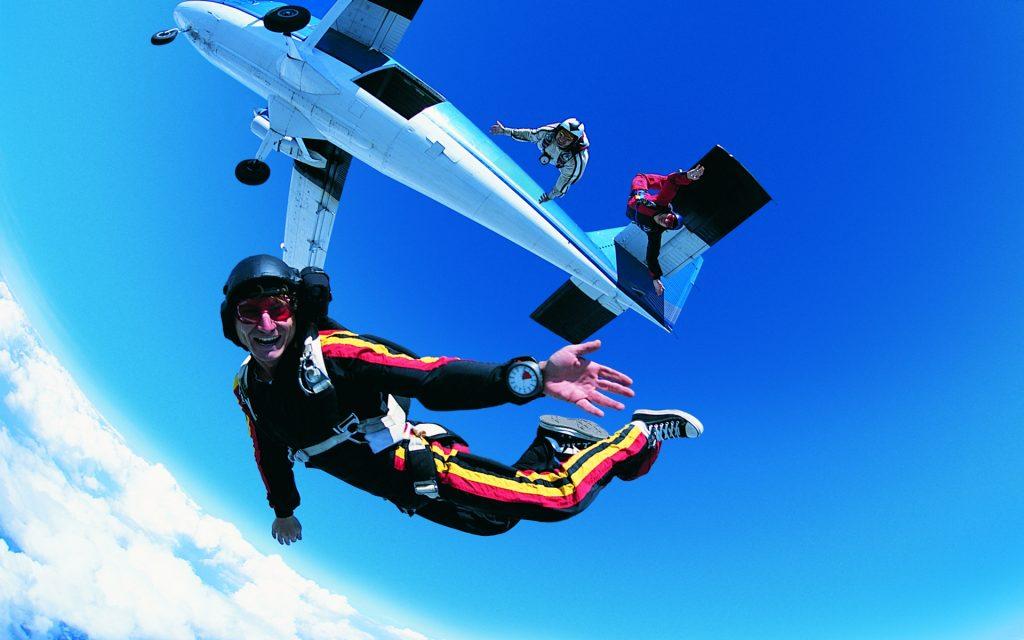 Кто придумал парашют-5
