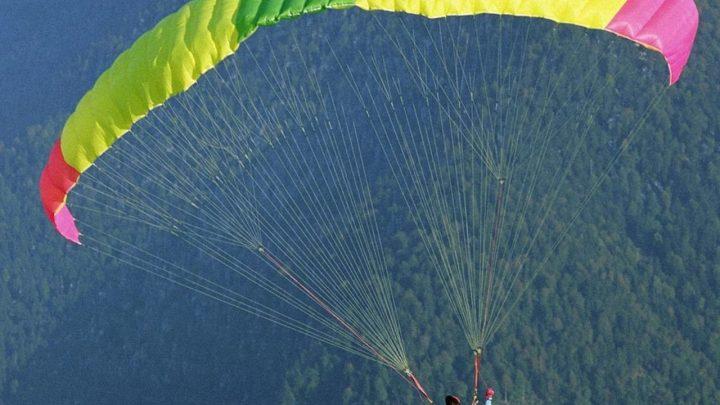 Кто придумал парашют