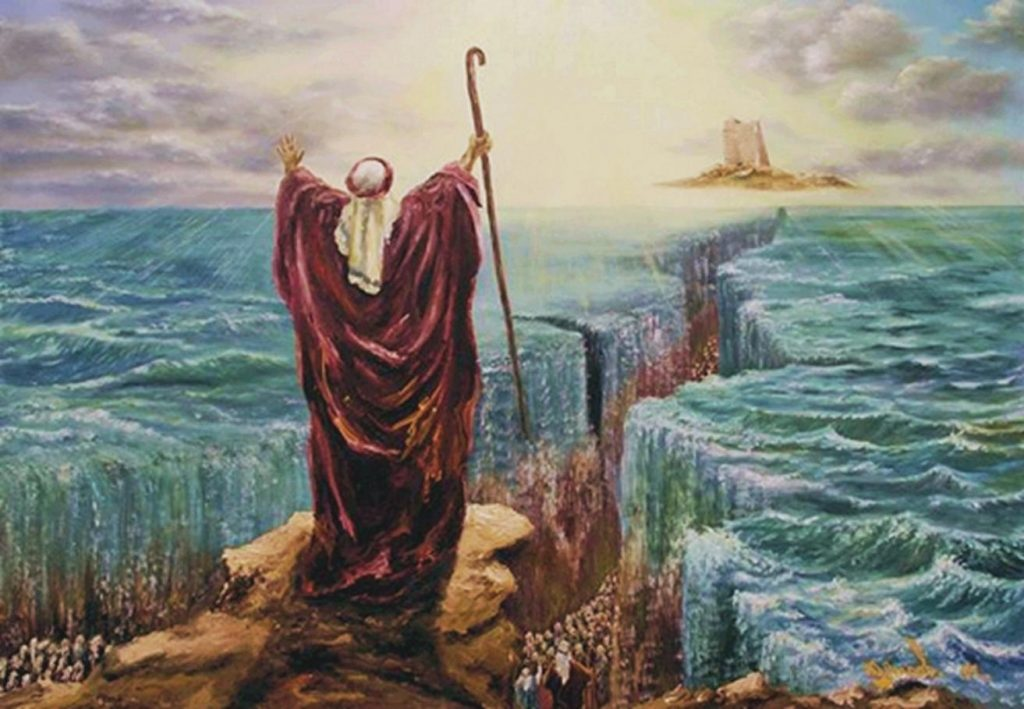 Кто такой Моисей-2
