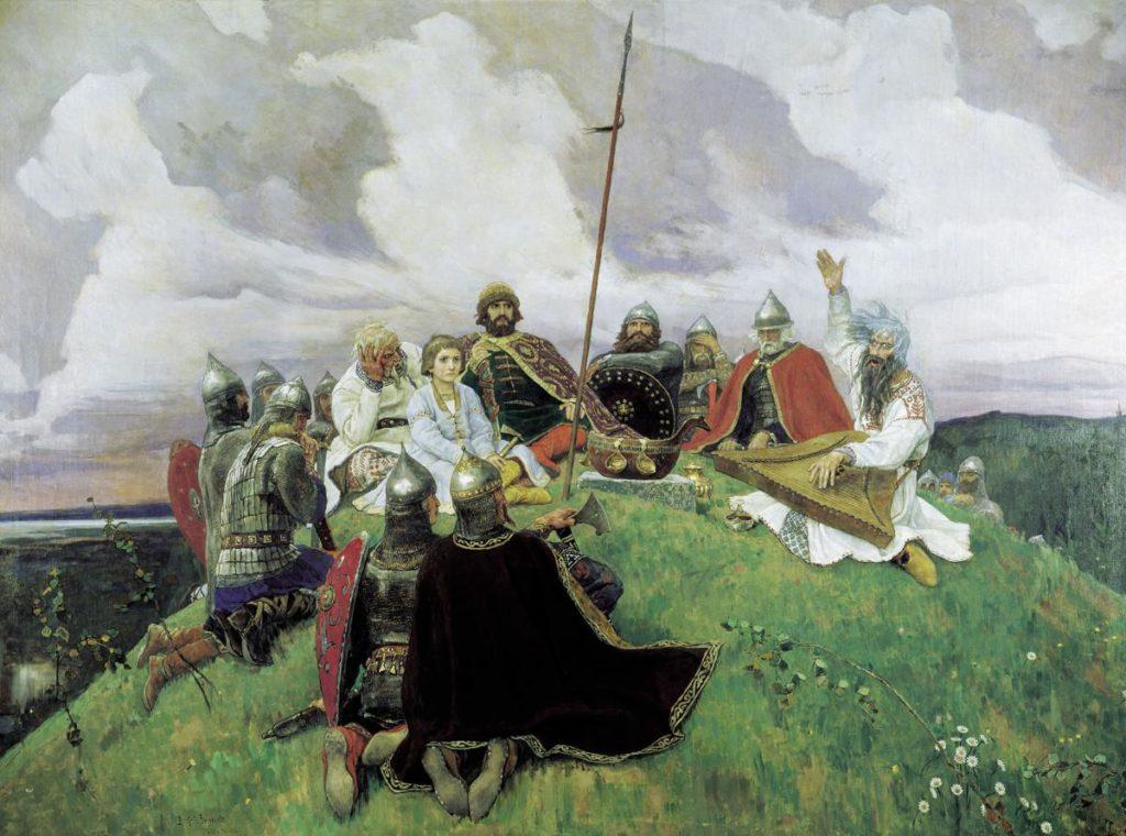 Кто был первым князем варягом на Руси-9