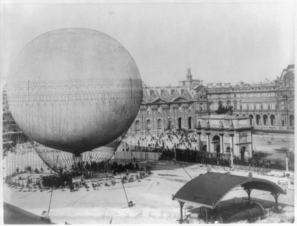 Кто придумал воздушный шар-2