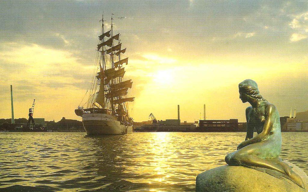 Кому из героев сказок Андерсена установлен памятник в Копенгагене-2