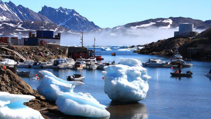 Кому принадлежит остров Гренландия