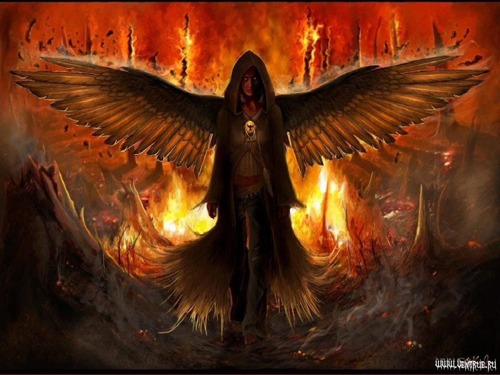 Кто это такой - антихрист-4