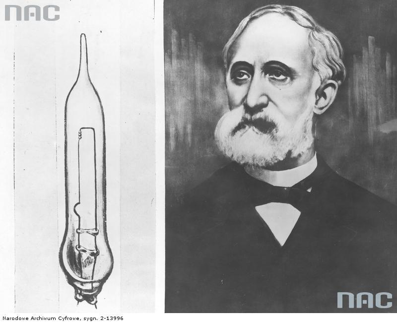 Кто изобрел первую электрическую лампочку-3