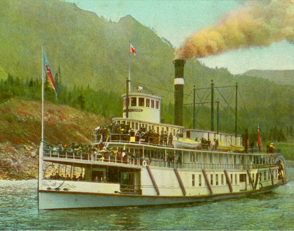 Кто изобрел первый пароход-4