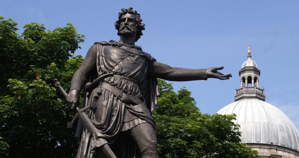 Кто национальный герой Шотландии