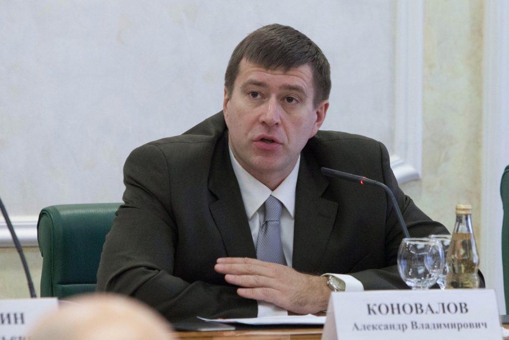 Кто осуществляет руководство деятельностью министерства юстиции России