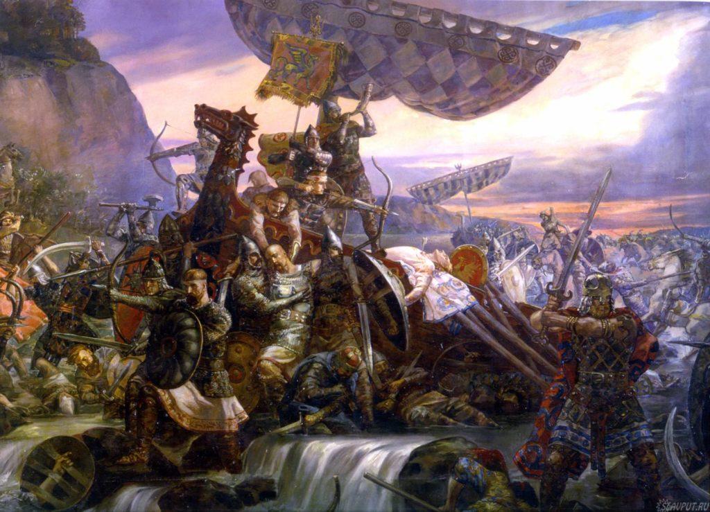 Кто такой Святослав Храбрый-9