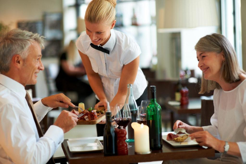 Кто возглавляет официантов-5