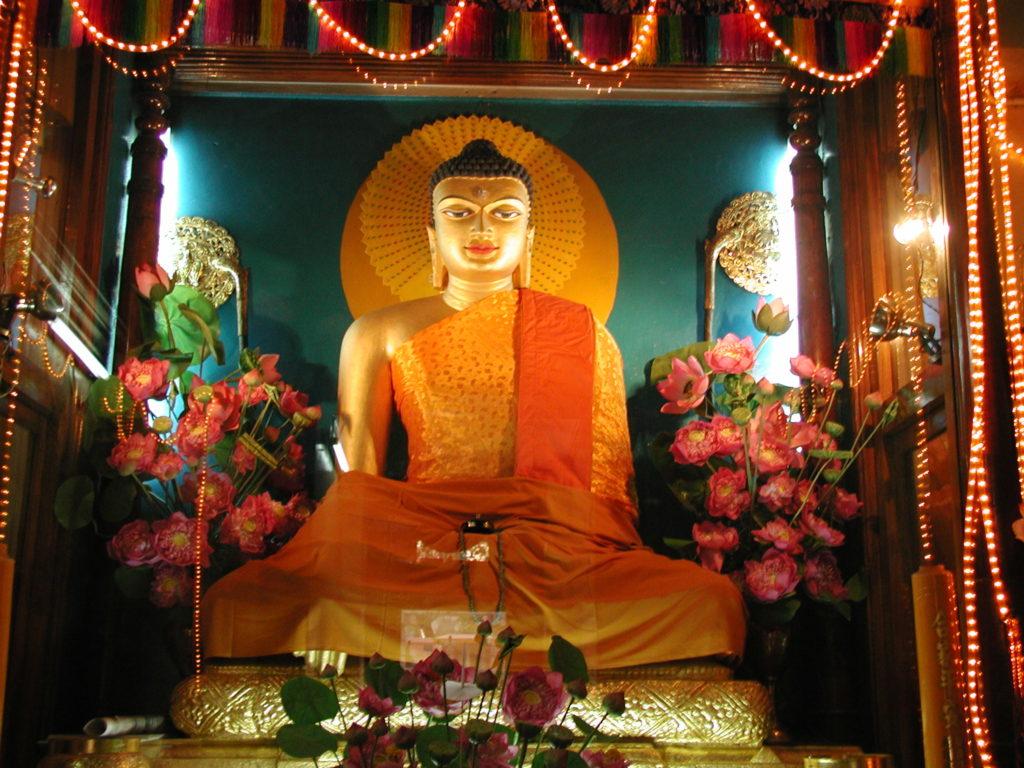Кто является основателем буддизма-5