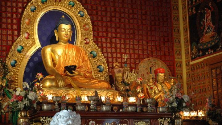 Кто является основателем буддизма